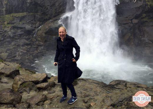 Familienurlaub Österreich Familotel Amiamo Wasserfall Svenja Walter www.meinesvenja.de