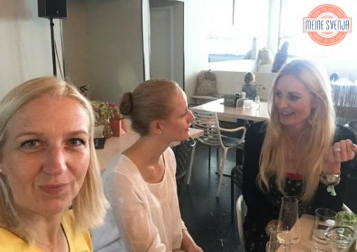 Stromberger Brunchen in München mt Glücksmutter, Mutti so yeah und meinesvenja
