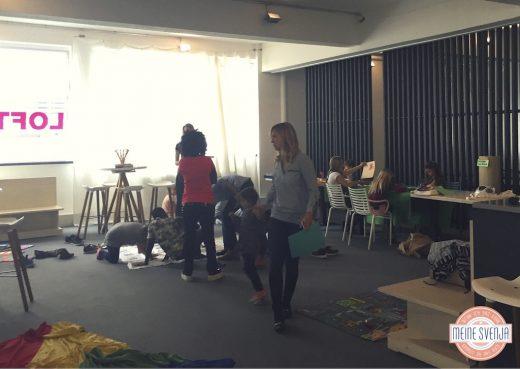 Brunchen in München bei Stromberg Kinderbeschäftigung www.meinesvenja.de