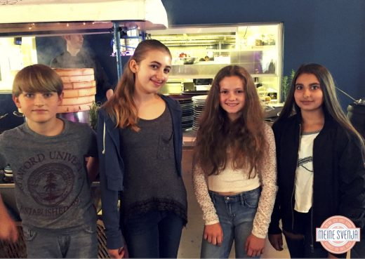 Brunchen in München bei Stromberg Teenager Gang www.meinesvenja.de