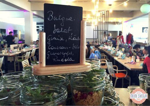 Brunchen in München bei Stromberg Buffet Bulgursalat im Weckglas www.meinesvenja.de