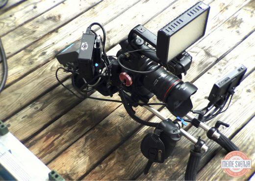 Mein RTL Dreh Canon Kamera Equipment www.meinesvenja.de