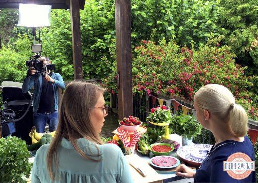 Mein RTL Dreh Behind the scenes Svenja Walter & Lotte Lang www.meinesvenja.de