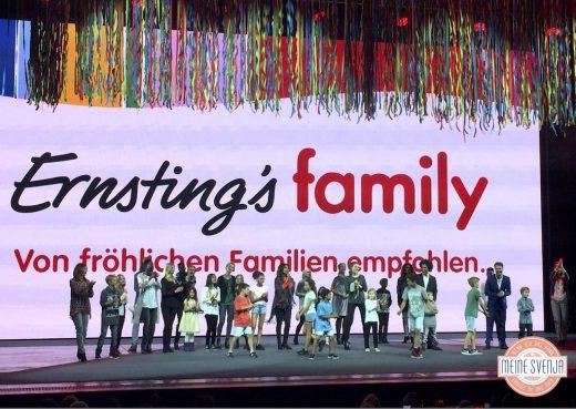 Modenschau Ernstings Family Hamburg www.meinesvenja.de