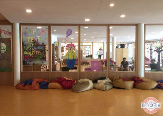 Indoor Spielplatz und Kinderbetreuung im Sonnwies Familienhotel Südtirol