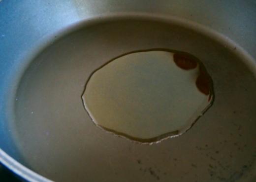 Hefepfannkuchen Teig