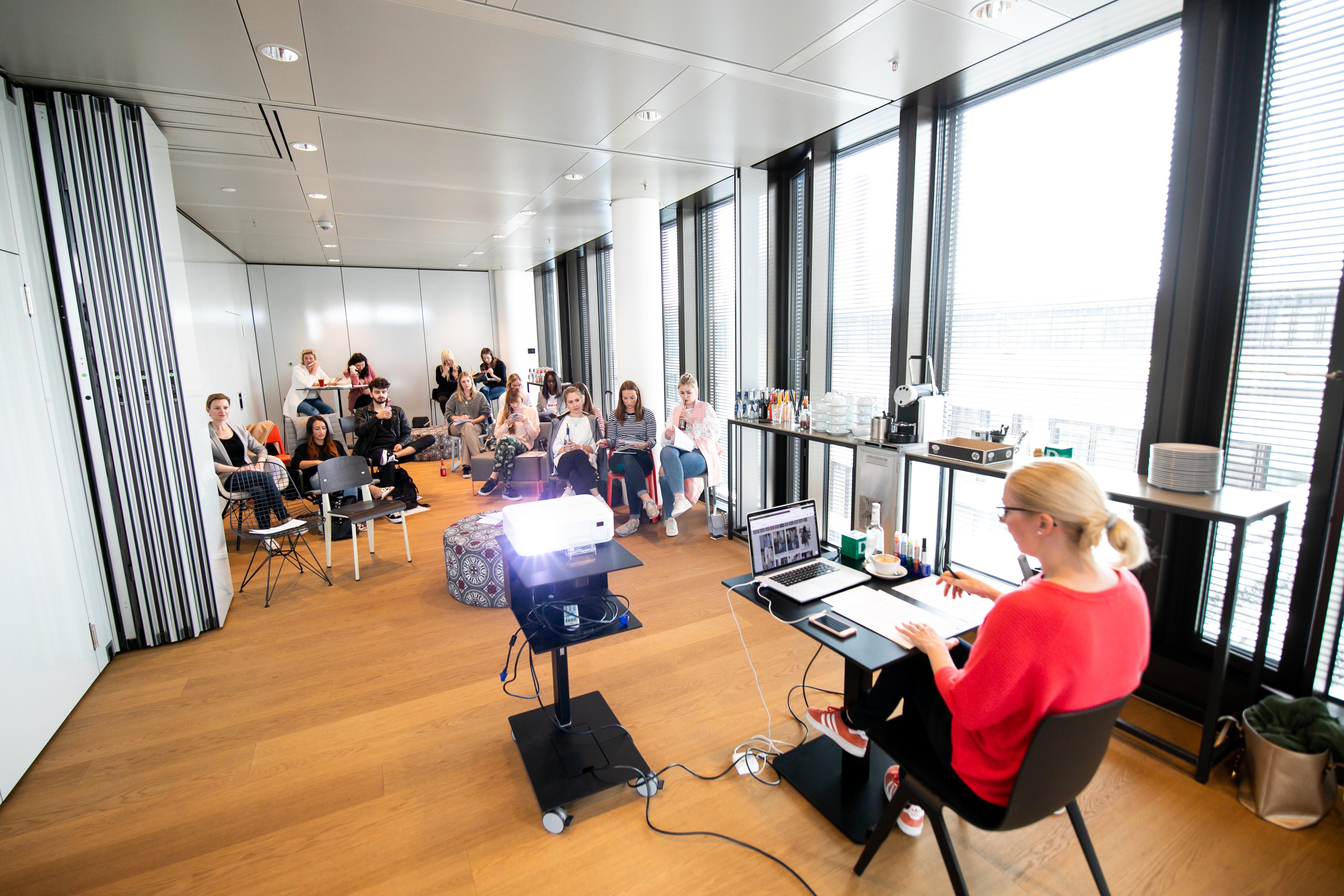 Erfolgreich bloggen - Workshop bei Fashion Influencern in München
