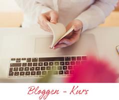 Online-Kurs: Erfolgreich bloggen