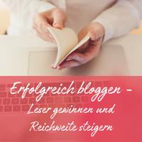 Erfolgreich bloggen - der Udemy-Online-Kurs von Svenja Walter