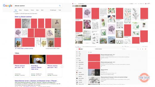Google Seite 1 - der Beweis wie gut mein Post rankt - und wie Du das auch erreichen kannst