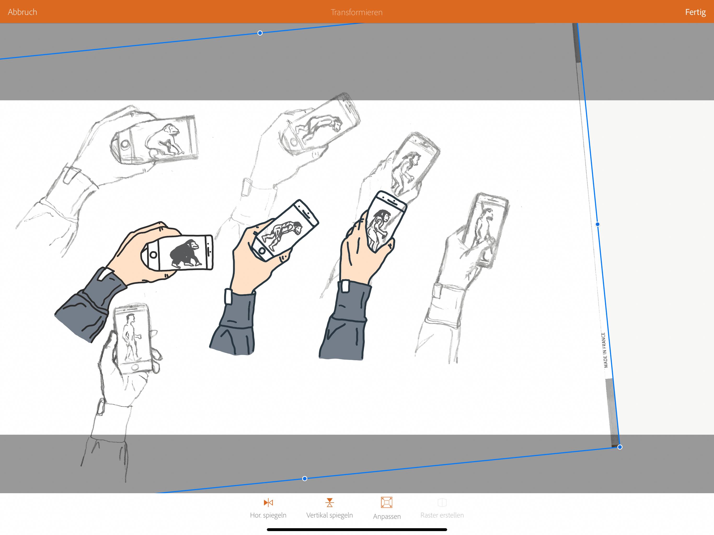 Zeichnen Auf Dem Ipad Pro Meine Svenja