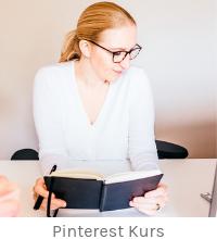 Online Kurs: Pinterest