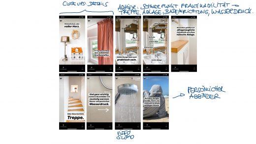 Instagram Story 3 aus Sylt, Teil 2