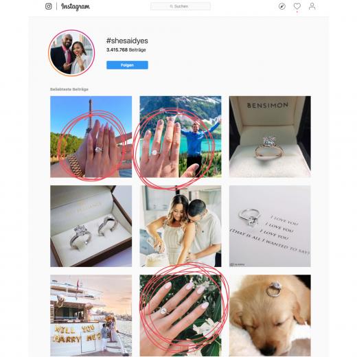 GIF erstellen - she said yes Suche bei Instagram