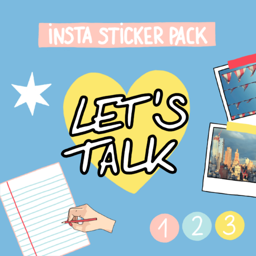Instagram Sticker Pack Meinesvenja